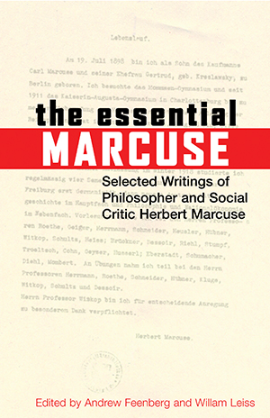 Thumbnail for The Essential Marcuse