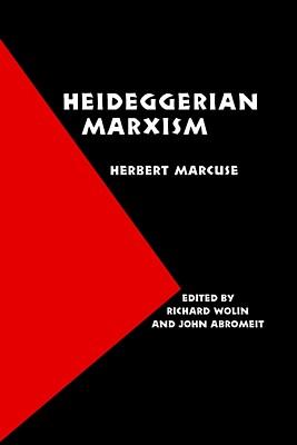 Marcuse-Heidegger correspondence, 1947-48
