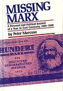 "Peter's ""Missing Marx,"" 1991"